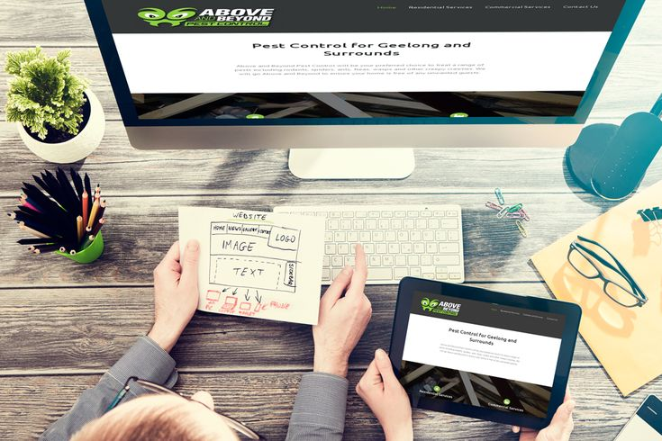 Check out the new website for Above and Beyond Pest Control which we built with Wordpress.They are Geelong based but can service all the way to other states. Forget pests in your house or business because this team is true to their name, they go above and beyond.  Our website services are not