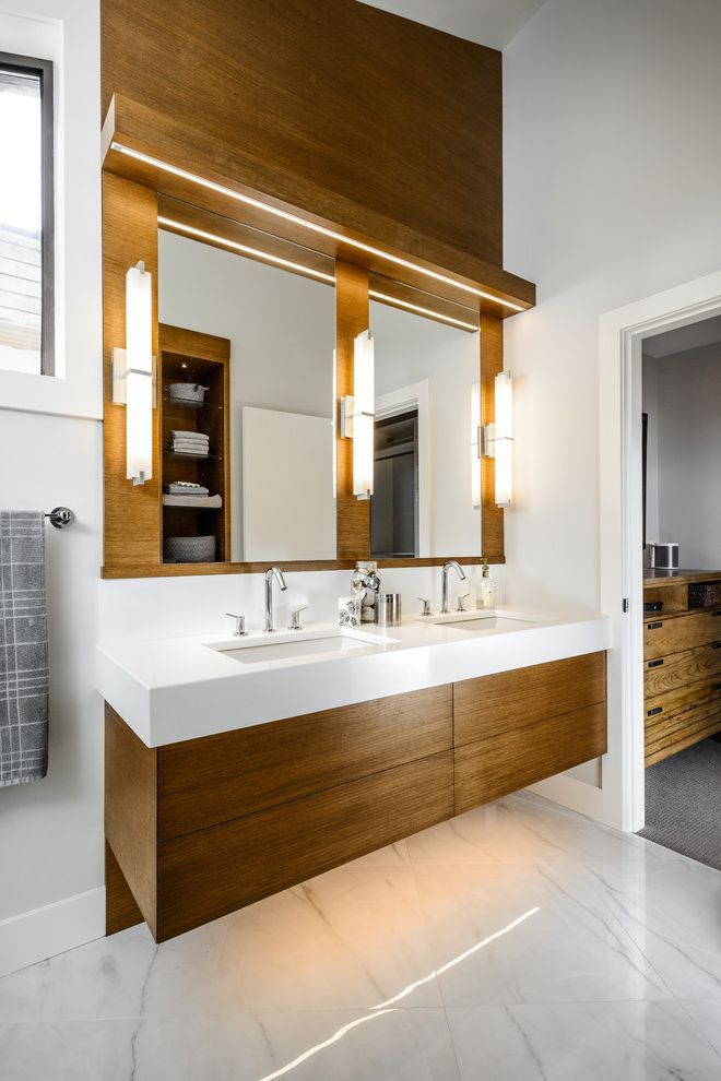 Erstaunlicher Granit Doppelwaschbecken Waschtischplatte