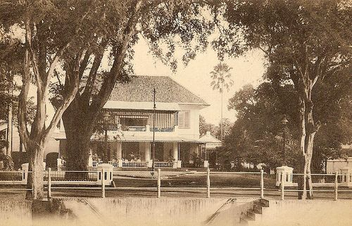 Tempo Doeloe #13 - Jakarta, Hotel der Nederlanden, 1916