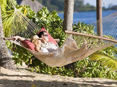 The perfect spot. Malolo Island Resort, Fiji  www.islandescapes.com.au