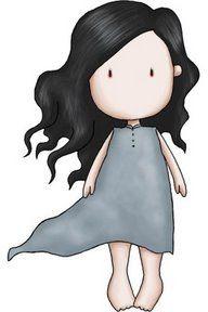 Imagenes de muñecas gorjuss gratis-Imagenes y dibujos para imprimir