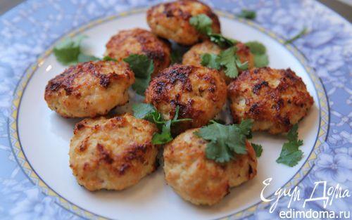 Куриные котлетки с тмином | Кулинарные рецепты от «Едим дома!»