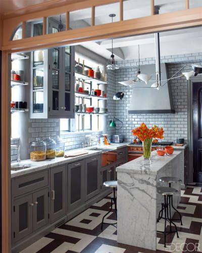 A Kitchen in Manhattan