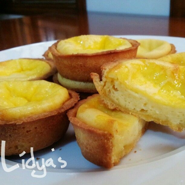 Eggtart by lidyaop