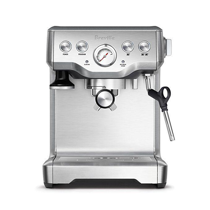 Breville Bes840xl A The Infuser Espresso Machine Espresso Coffee Machine Best Espresso Machine Breville Espresso Machine