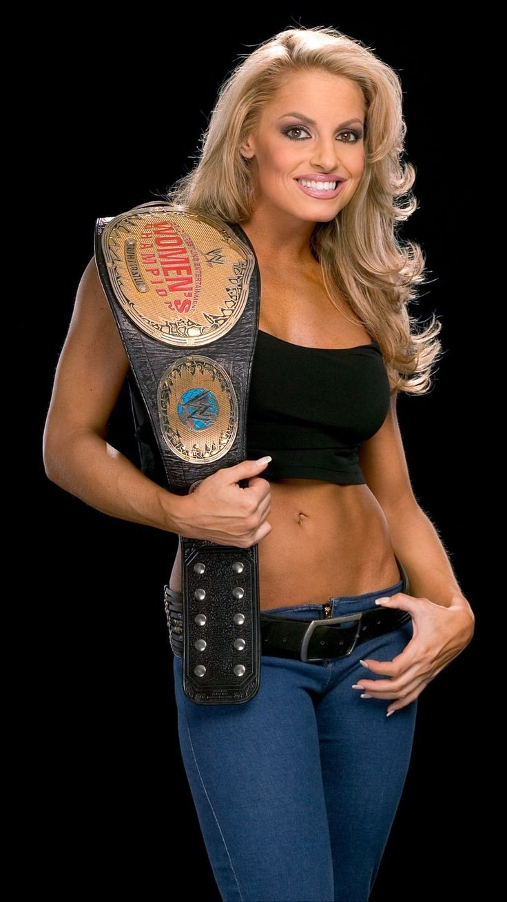WWE Legend Trish Stratus Opens up on a Potential New Role