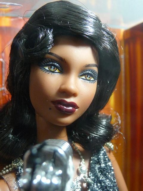 jazz baby diva barbie by kostis1667, via Flickr