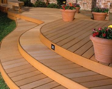 202 Best Images About Garden Decking On Pinterest
