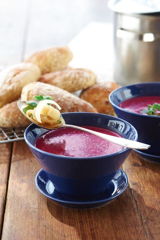 Punajuuri-piparjuurikeitto | Keitot | Pirkka #food #soups