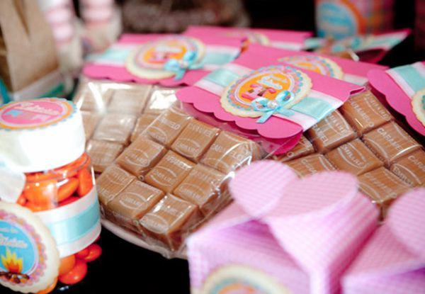Idéias Criativas para Decoração de Festa Infantil: DECORAÇÃO DE FESTA INFANTIL - TEMA: FESTA JUNINA