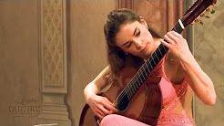 """Tatiana Rschkoba en """"Recuerdos de la Alhambra"""" de F. Tárrega - YouTube"""