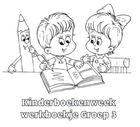 Kinderboekenweek Werkboekje Groep 3…