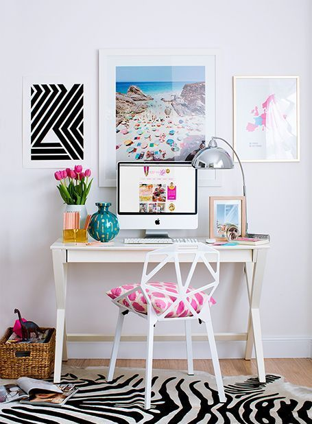 This could also be cute for a teenager's study space! TeamWorks Realtor Group. Call us today! 540-271-1132.