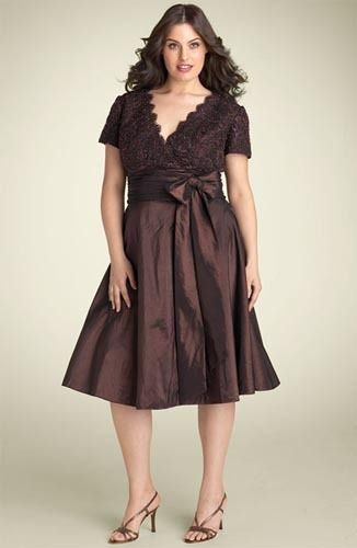 Vestidos Elegantes para Gorditas4