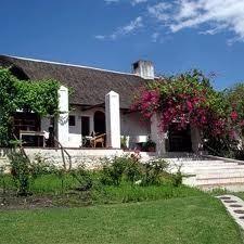 Holiday cottage, Greyton, South Africa
