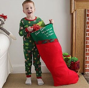3 Ft Giant Personalized Christmas Stocking From Personalization Mall Our Is Guaranteed T