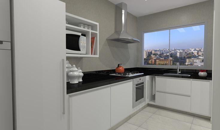imagem (2) #cozinha #L #janela