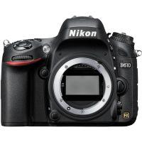 Nikon D610 DSLR Camera Body