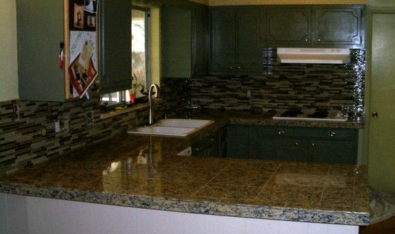 Best 25 Tile Countertops Ideas On Pinterest Tile Kitchen Countertops Tiled Kitchen