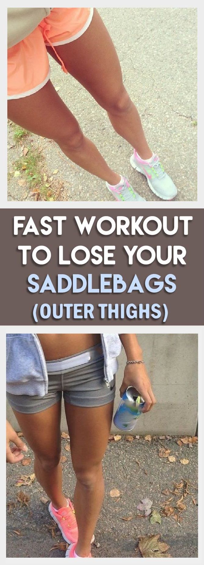Fast Workout To Lose Your Saddlebags (Outer Thighs)