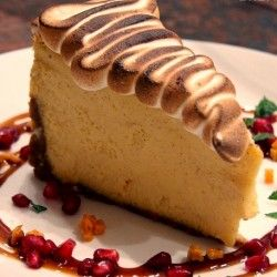 Sweet potato cheesecake, Cheesecake and Potatoes on Pinterest