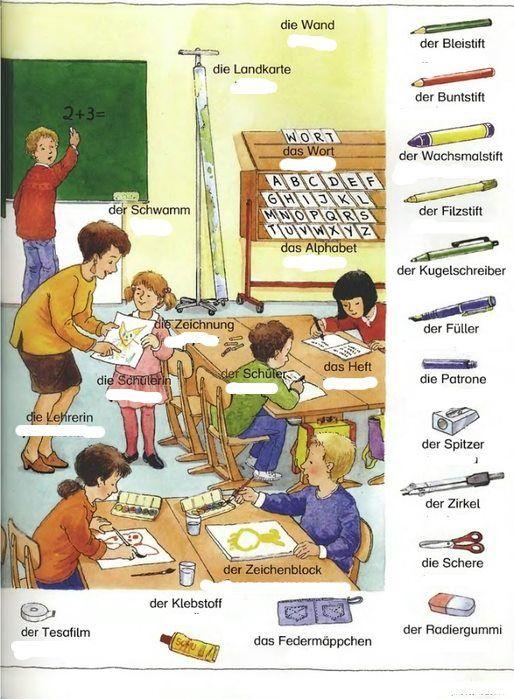 deutsch Classroom