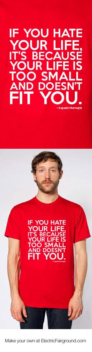 Augusten Burroughs Short Sleeve T-Shirt