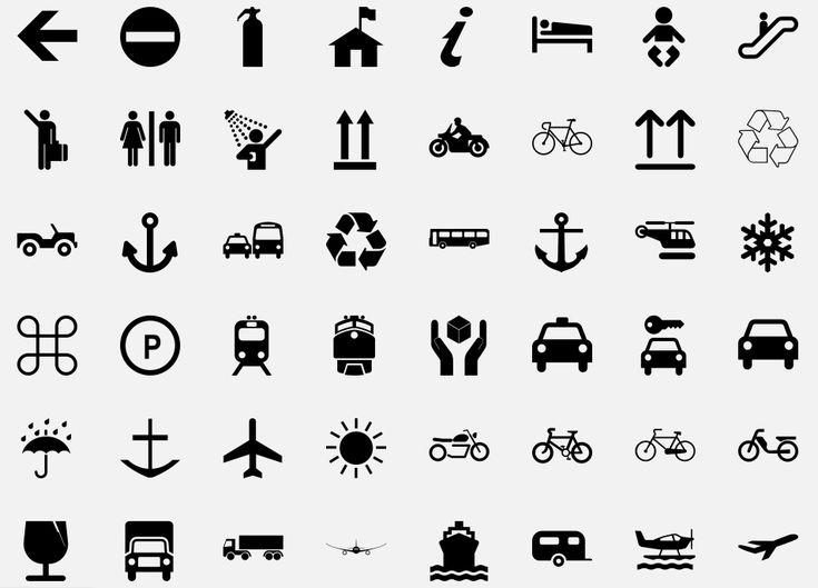 8 best design-symbolandsign for public images on Pinterest