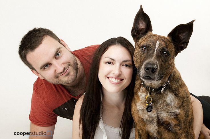dog shoots with Cooper Studio