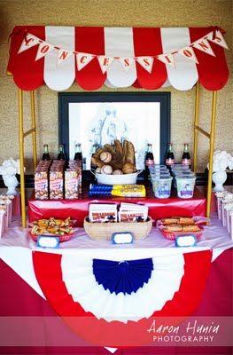 17 best ideas about baseball theme food on pinterest