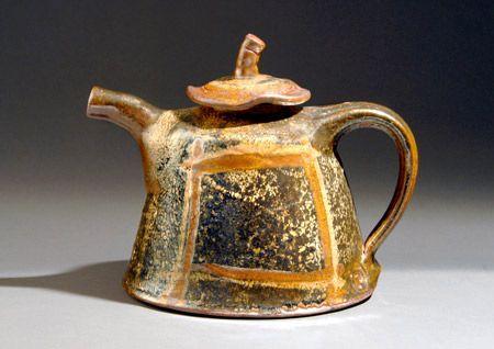 Teapot Gallery - Terry Osborne Pottery