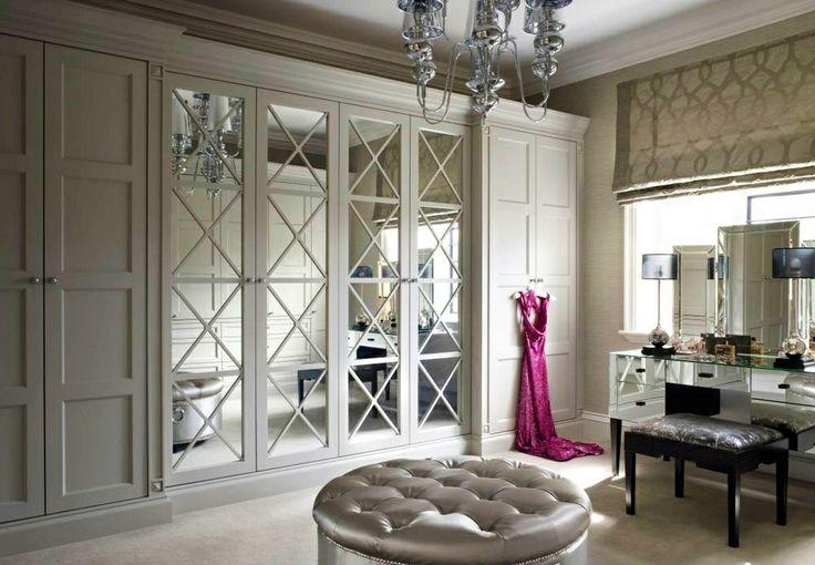 Richard Baker closet dressing room wardrobe