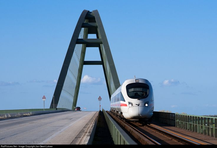 RailPictures.Net Photo: DB AG 605 at Fehmarn, Germany by Jan-Geert Lukner