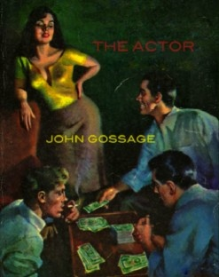 The Actor (SIGNED) by John Gossage
