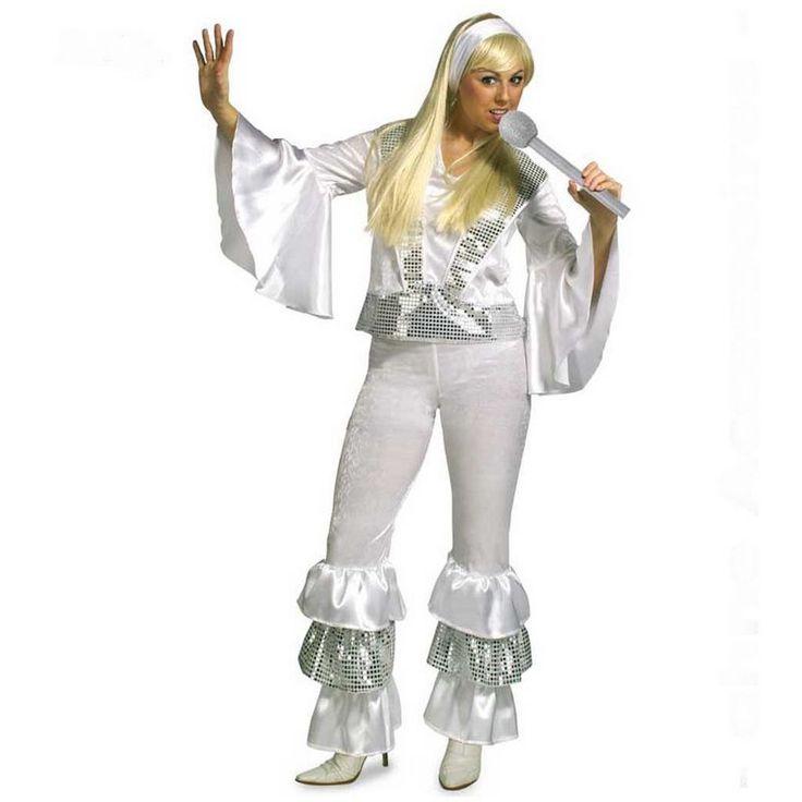 Ce #déguisement #disco ne vous rappelle pas un certain groupe célèbre!!!