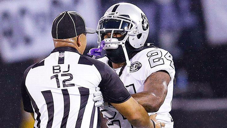ICYMI: Raiders' Penn: Lynch protecting cousin Peters