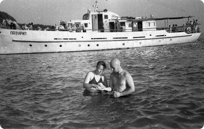 Старые фотографии пляжей Сочи и Крыма. Очень милое ретро! )) — Сборник трепа и мыслей вслух