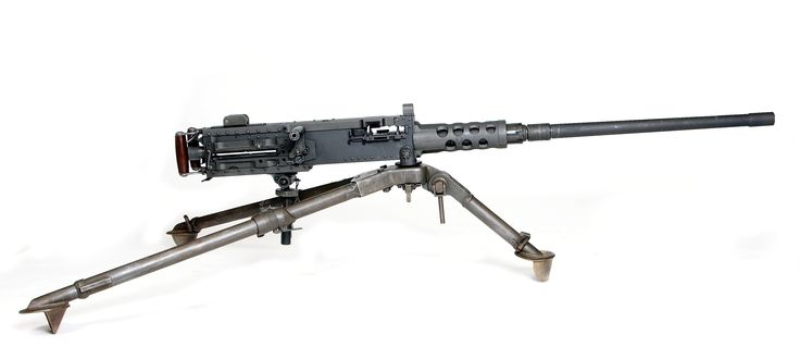 piercing machine gun
