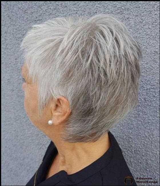 27 Beste Kurzhaarschnitte für Frauen über 50 | Frisuren ...