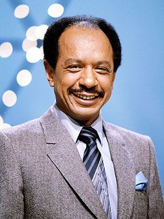 Sherman Hemsley, most famous for his role as George Jefferson in the sitcoms 'The Jeffersons' and 'All In The Family,' died at age 74 in Texas on July 24/12