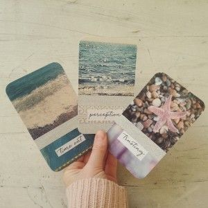 Practical Intuition: Make Your Own Oracle Cards - a new course