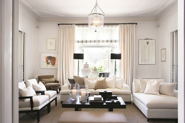 layout living room