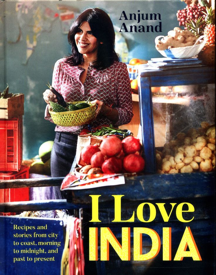In this, her eighth book, Anjum Anand presents her absolute favourite dishes from all over India. This is her tribute to her homeland, to its extraordinary food culture, drawn from its diverse regions as well as from a host of traders, settlers and immigrants over the years.