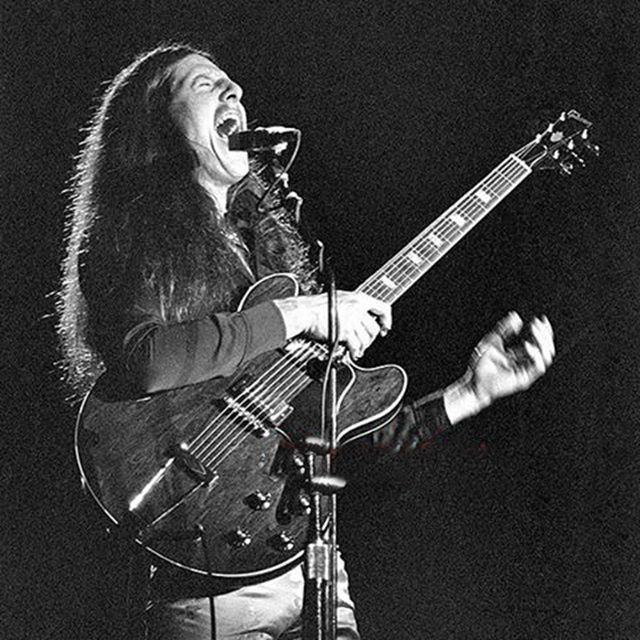 Patrick Simmons - The Doobie Brothers, Los Angeles, circa 1974