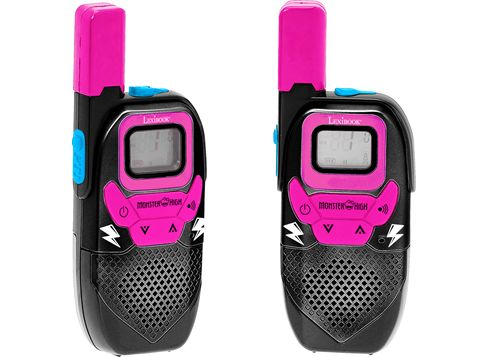 MONSTER HIGH walkie-talkier