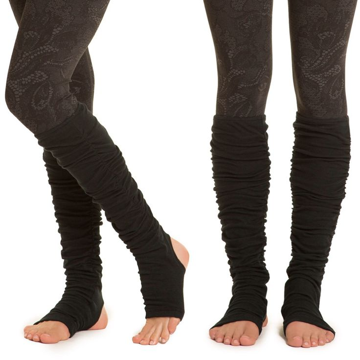 Basic leg warmers for active women! We love the look of ballet leg warmers so much, we created our own version to keep you cozy in chilly studios. Because your heels and toes are free, you can keep them on throughout class and never lose your grip. Plus, they look great out on the town. ‪#‎LegWarmers‬ ‪#‎Ballet‬ ‪#‎Fitness http://www.nancyroseperformance.com/what-s-new/leg-warmers-for-women