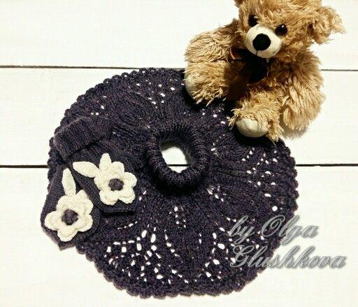 #mittens #knitmittens #cowl #knitcowl #knitting