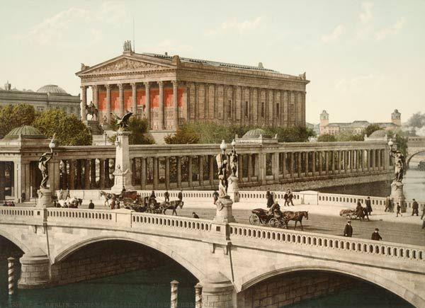 Bild Berlin Alte Nationalgalerie Alte Nationalgalerie Bilder Berlin