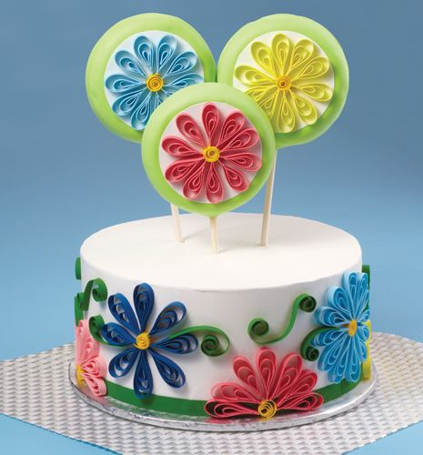 25+ Best Ideas about Quilling Cake on Pinterest Super ...