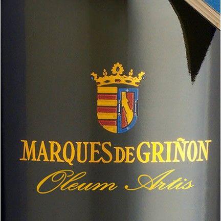 Aceite de oliva virgen extra // Extra virgin olive oil: Oleum Artis de Marqués de Griñon